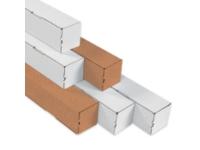 Pack Kontrol Square Mailing Tubes