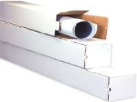 square mailing tubes shipping