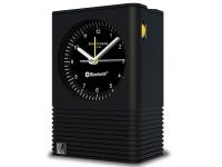 Black sound rise classic TA-14H alarm clock, ta-14h-bk