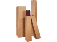 telescoping boxes shipping corrugated