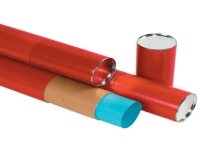 telescoping mailer tubes