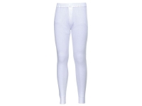 PORTWEST Thermal Long Johns - M - White