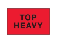 Top Heavy Red