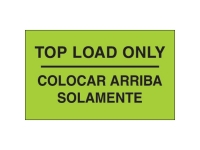 Top Load Only Bilingual Green