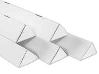triangle mailing tube shipping