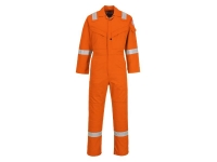 Bizweld by Portwest safety coverall, safety orange