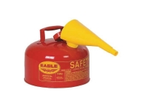 ui-20-fs eagle safety can with funnel type 1 gas can 2 gallon red