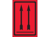 Up Arrows Red