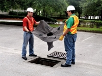 ut 9217 drain guard installing
