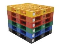 Vestil Plastic Pallets 48 40 Colors