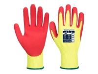 Portwest A626 Vis-Tex  Hi Vis HR Cut Gloves