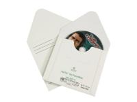 Pack Kontrol Fibreboard CD Mailers - 5 1/8