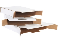 white side loading mailer boxes
