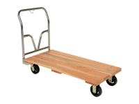 Wood Platform Hand Truck Cart