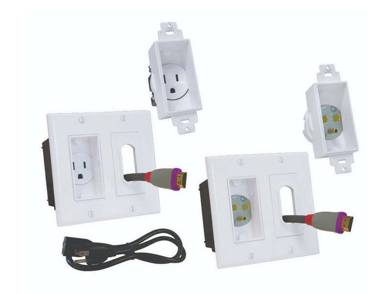 Astonishing Midlite In Wall Power And Cable Manager Kit Wiring 101 Mentrastrewellnesstrialsorg
