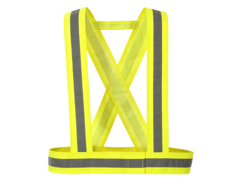 Portwest HV05 Safety Reflective Illuminated Flashing Armband Hi Vis Yellow LED
