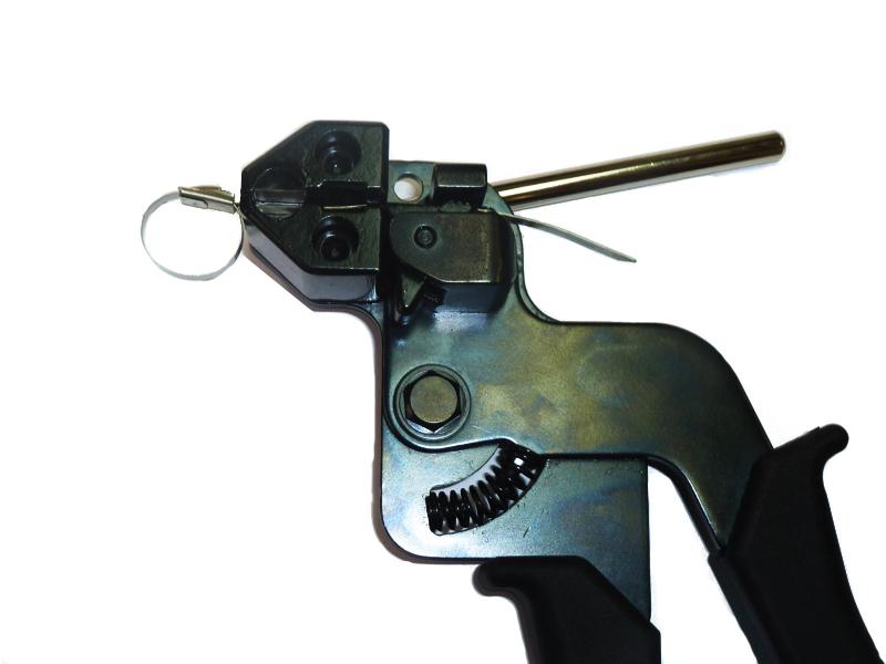 Zip Tie Gun >> Economical Stainless Steel Cable Tie Gun 200 Lbs Tensile Strength Ties