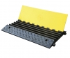 cp9983 5 channel low profile cable protector with permanent installation holes