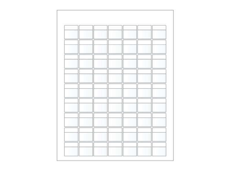 graphic relating to Printable Labels Sheets referred to as (1\